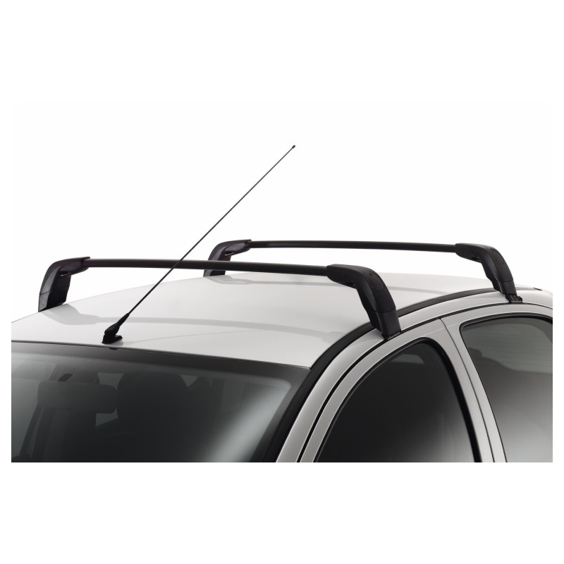 set of 2 transverse roof bars peugeot 206 3 door 206 3 door eshop. Black Bedroom Furniture Sets. Home Design Ideas