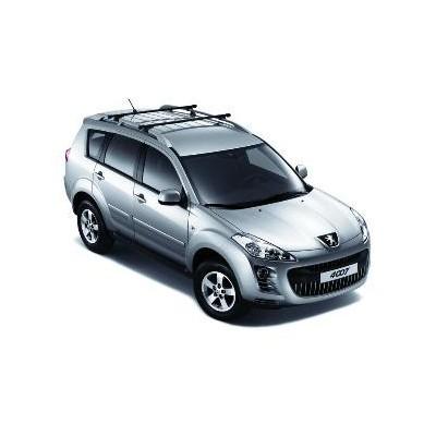 Střešní nosiče Peugeot - 4007 - bez tyčí