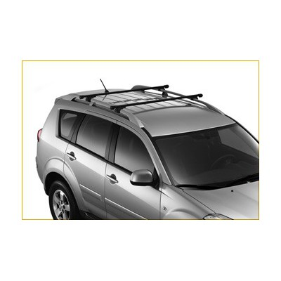 Set of 2 transverse roof bars Peugeot - 4007