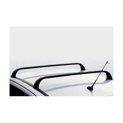 Juego de 2 barras de techo transversales Peugeot 307