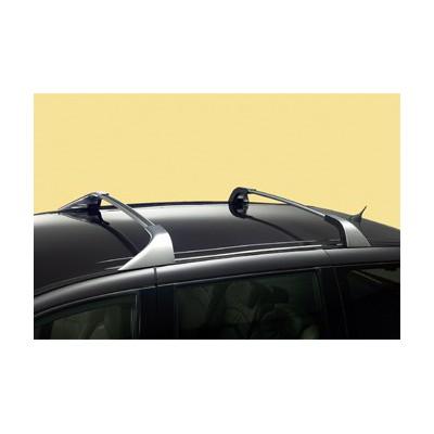 Juego de 2 barras de techo transversales Peugeot 807