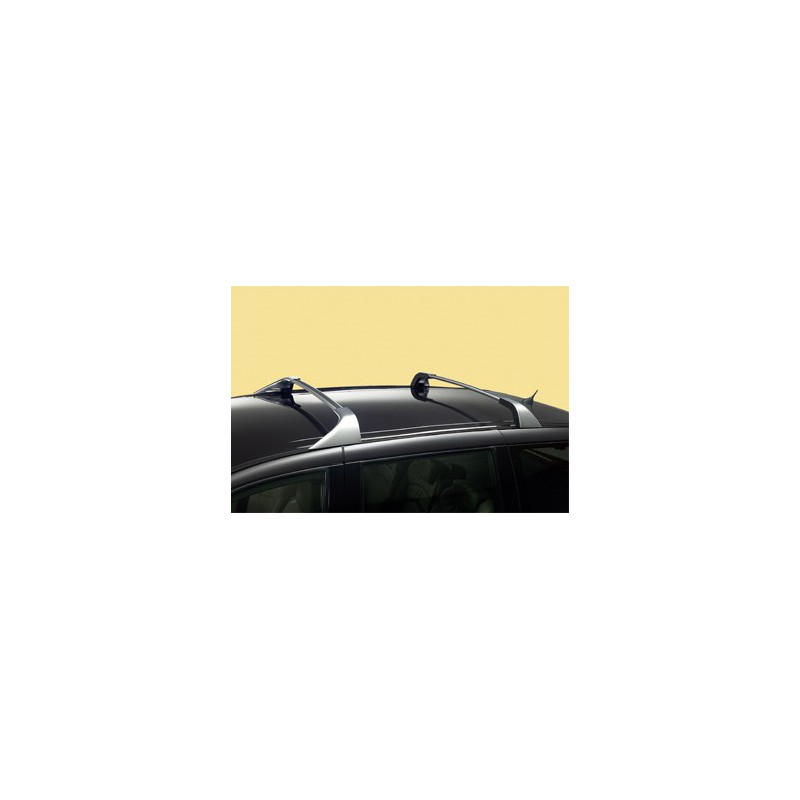 Střešní nosiče Peugeot 807 s kolejnicemi