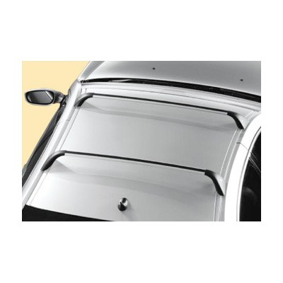 Set of 2 transverse roof bars Peugeot 607