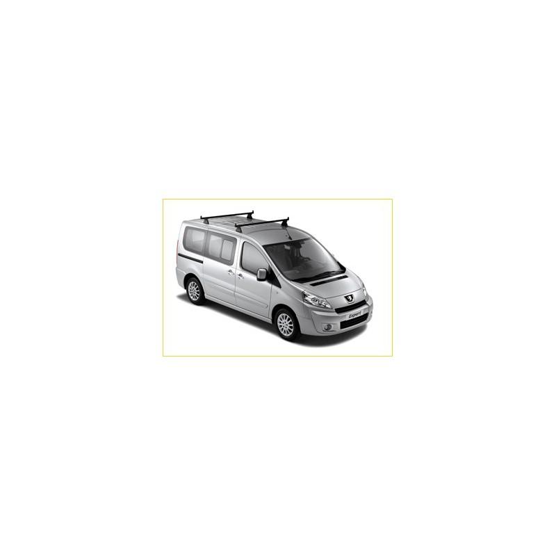 Satz mit 2 Dachquerträgern Peugeot Expert (Tepee)