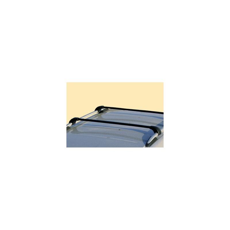 Roof racks steel Peugeot - Partner s tyčemi