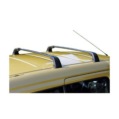 Set of 2 transverse roof bars Peugeot Partner II