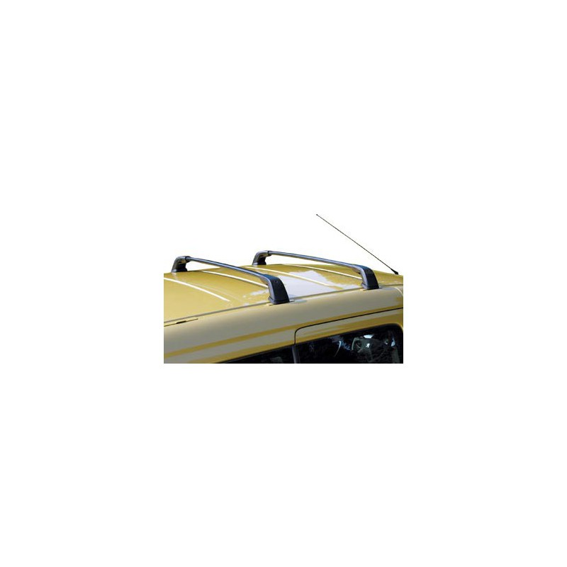 Juego de 2 barras de techo transversales Peugeot Partner II