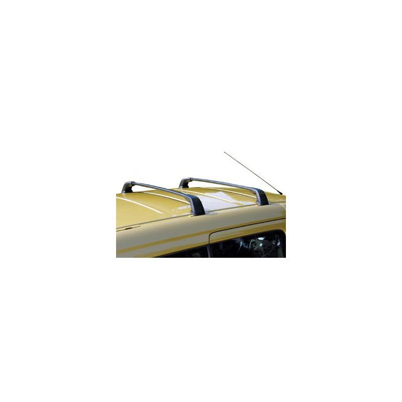 Set of 2 transverse roof bars Peugeot Partner II