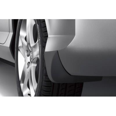 Juego de faldillas traseras Peugeot 407 SW después de facelift