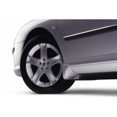 Juego de faldillas delanteras Peugeot 407, 407 SW