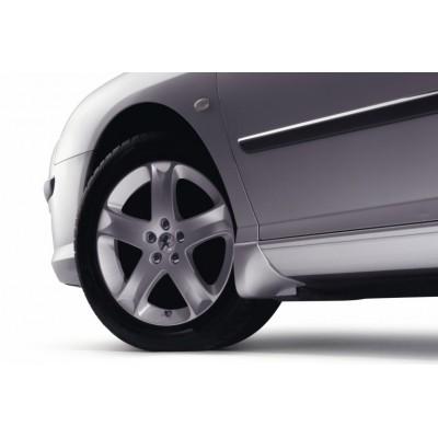 Serie di paraspruzzi anteriori Peugeot - 407, 407 SW