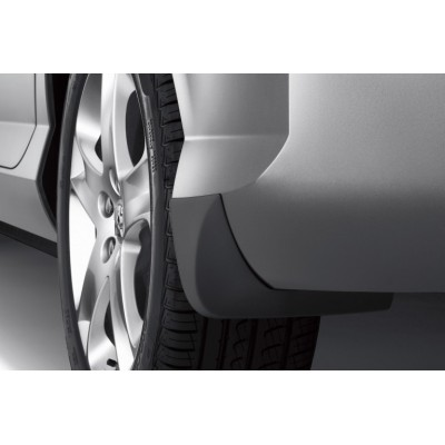Zadní zástěrky Peugeot 407 před faceliftem