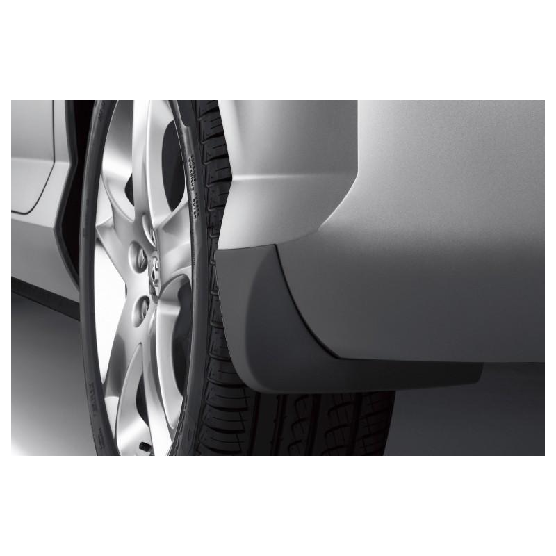 Zadné zásterky Peugeot - 407 po faceliftom