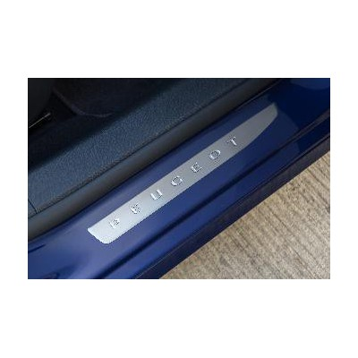 Set of front door sill trims Peugeot - 308 (T9), 308 SW (T9)
