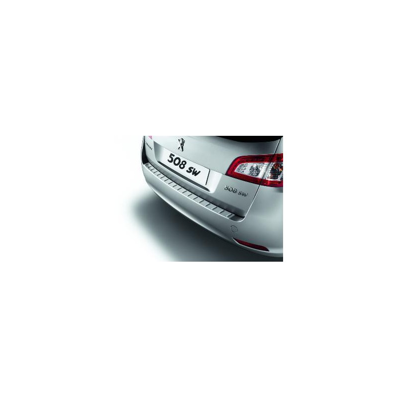 Boot sill protector thermo-shaped Peugeot 508 SW