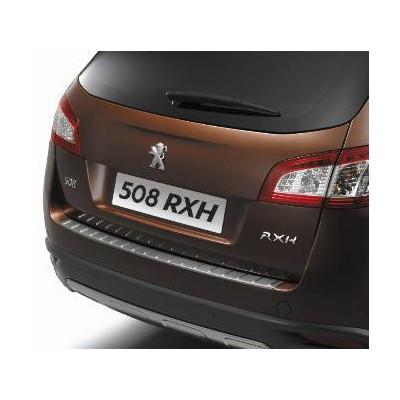 Chránič prahu zavazadlového prostoru z nerezu Peugeot 508 SW