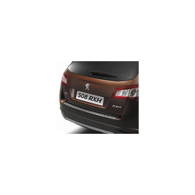Protezione della soglia del bagagliaio acciaio Peugeot 508 SW