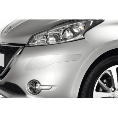 Ochranné pásky Peugeot pro přední a zadní nárazník 208