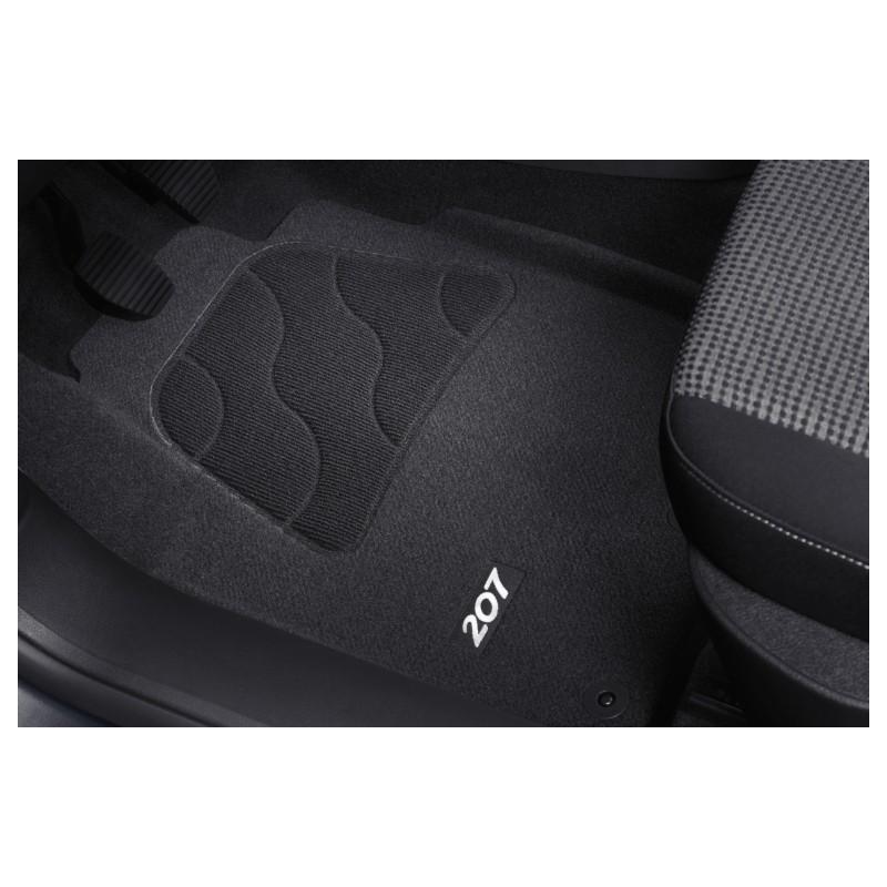 Serie di tappetini sagomati Peugeot - 207, 207 SW