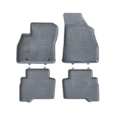 Set of rubber floor mats Peugeot Bipper