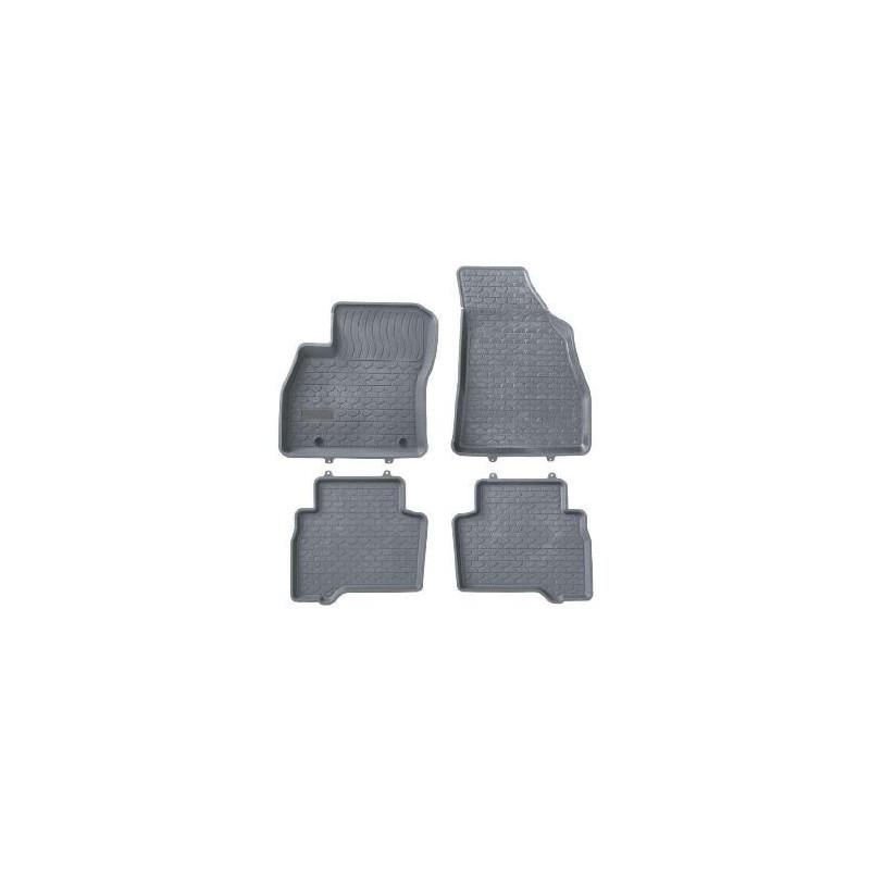 Rubber mats Peugeot - BIPPER