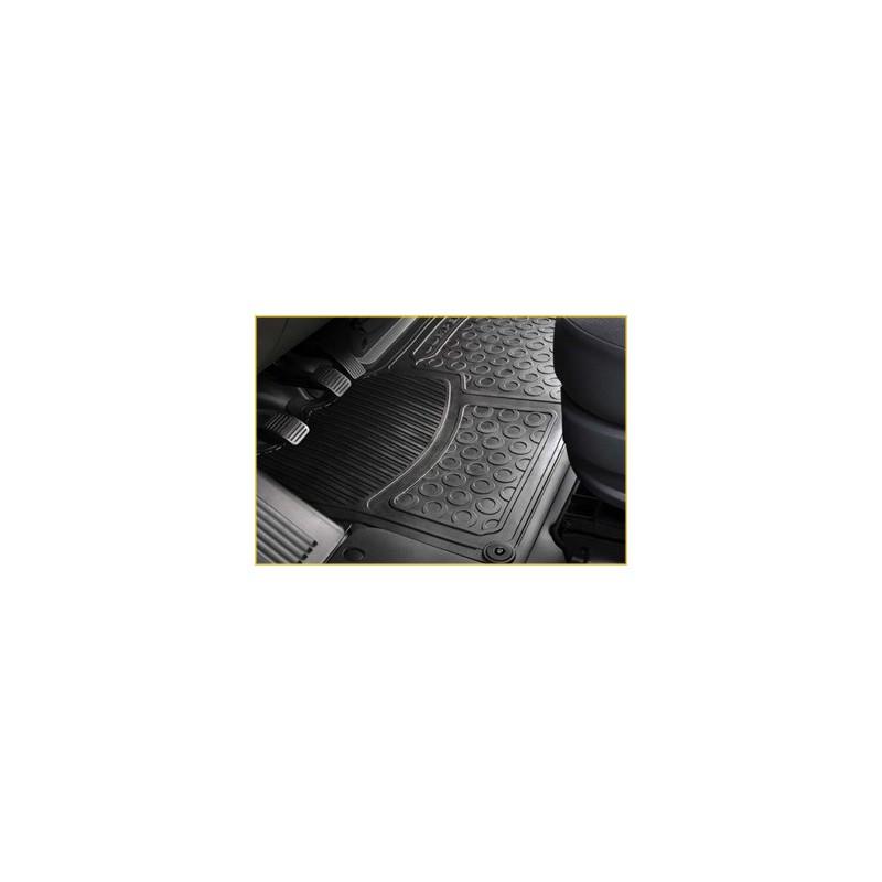 Serie di tappetini in gomma anteriori Boxer III