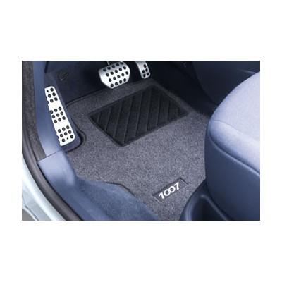 Set of formed mats Peugeot 1007