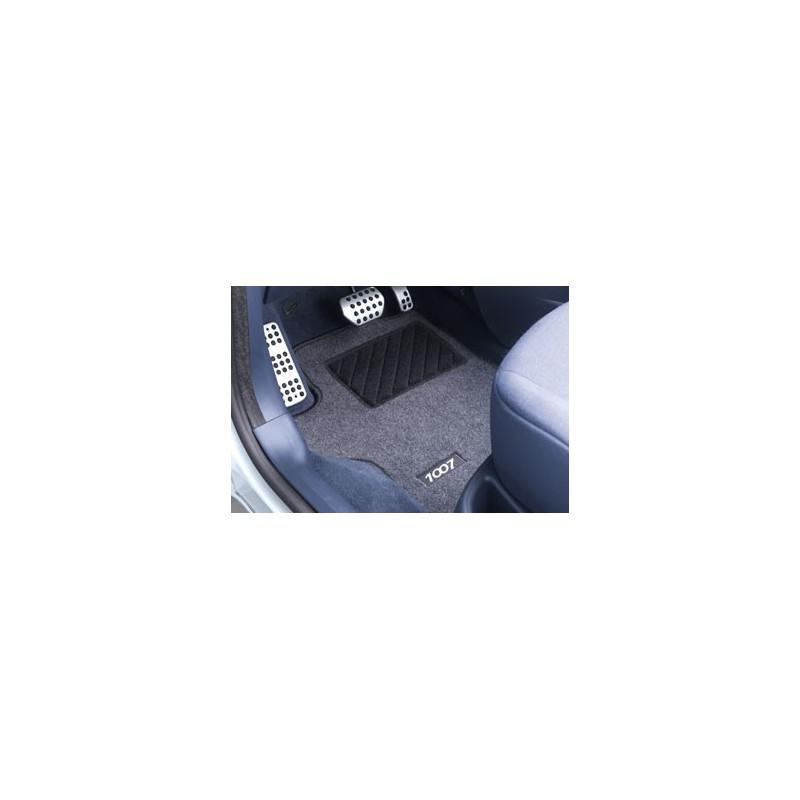 Serie di tappetini sagomati Peugeot 1007
