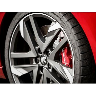 "Alloy wheel Peugeot CARBONE GTi 19"" - 308 (T9)"