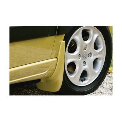 Satz schmutzfänger für vorne Peugeot Partner II