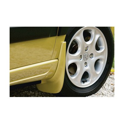 Set of front mudflaps Peugeot Partner II
