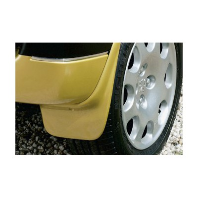 Set of rear mud flaps Peugeot Partner II