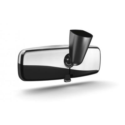"""Kryt vnitřního zpětného zrcátka """"lesklý chrom"""" Peugeot - 308 (T9), 308 SW (T9)"""
