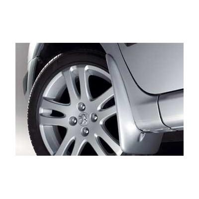 Satz schmutzfänger für vorne Peugeot - 307, 307 SW