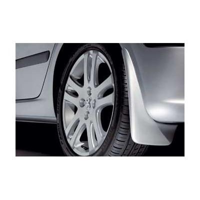 Satz schmutzfänger hinten Peugeot 307