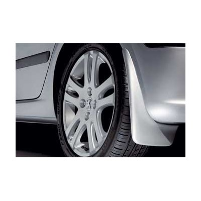 Satz schmutzfänger hinten Peugeot 307 SW