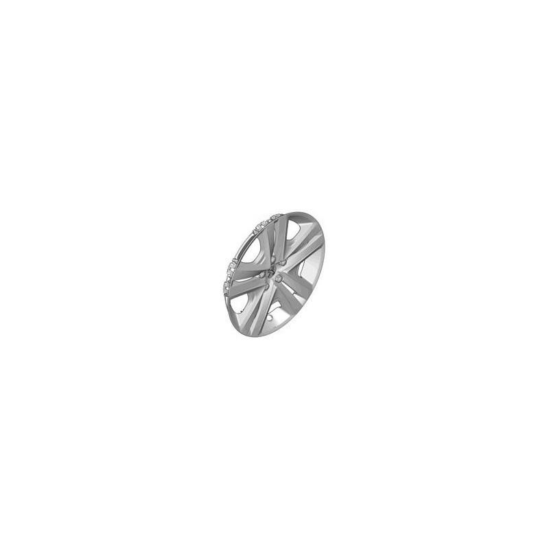"""Peugeot hubcaps on the wheels ZIRCONIUM 16"""""""