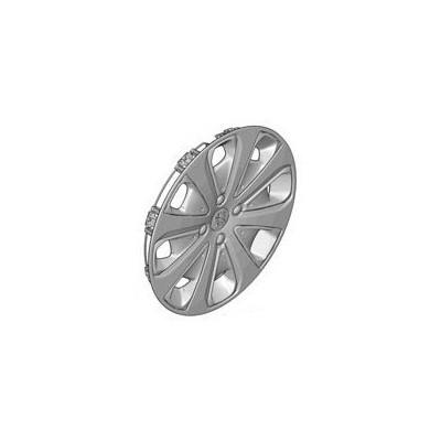 "Peugeot hubcaps on the wheels IRIDIUM 15"""