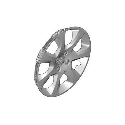 """Peugeot hubcaps on the wheels SP10 17"""" - 3008"""