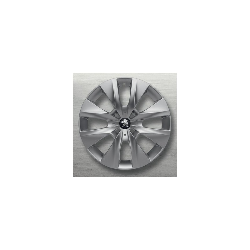 """Peugeot hubcaps on the wheels 1BORE 15"""""""