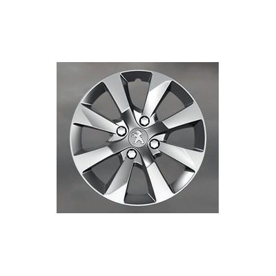 """Puklice na kola 15"""" Peugeot - 2008"""