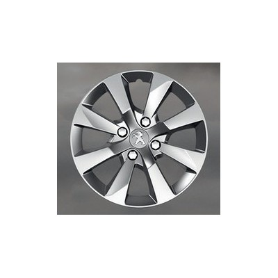 "Hubcaps on the wheels 15"" Peugeot - 2008"