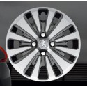 """Hubcaps on the wheels """"Typ1"""" 16"""" Peugeot - 2008"""