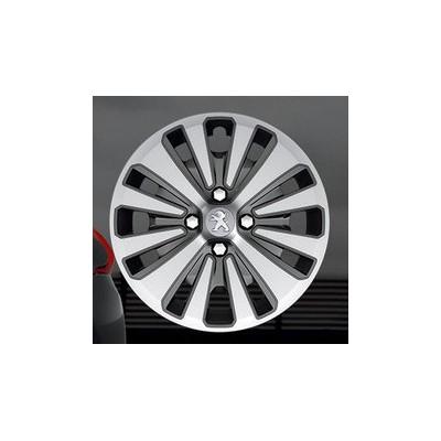 "Poklice na kolo STRONTIUM 16"", styl Peugeot 2008"