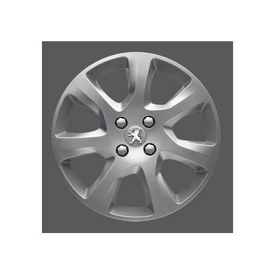 "Peugeot hubcaps on the wheels SP10 17"" - 3008"