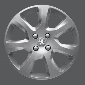 "wheel trim atax 17"" peugeot - 3008 | eshop peugeot"