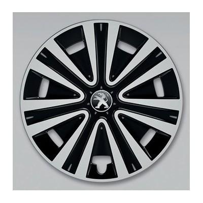 """Embellecedor de rueda NATEO 15"""" Peugeot Partner Tepee"""