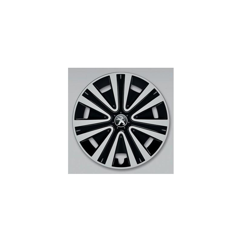 "Peugeot hubcaps on the wheels NATEO 15"" - PARTNER TEPEE"