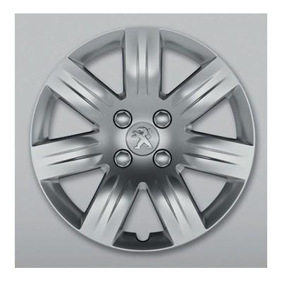 """Peugeot hubcaps on the wheels GRENADE 16"""" - PARTNER TEPEE"""