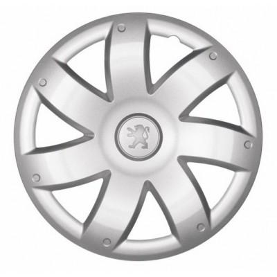 "Peugeot wheel trim NAOS 15"""